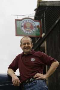 Robert Wicks, founder and brewer at Westerham Brewery