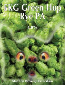 EKG Green Hop Rye PA