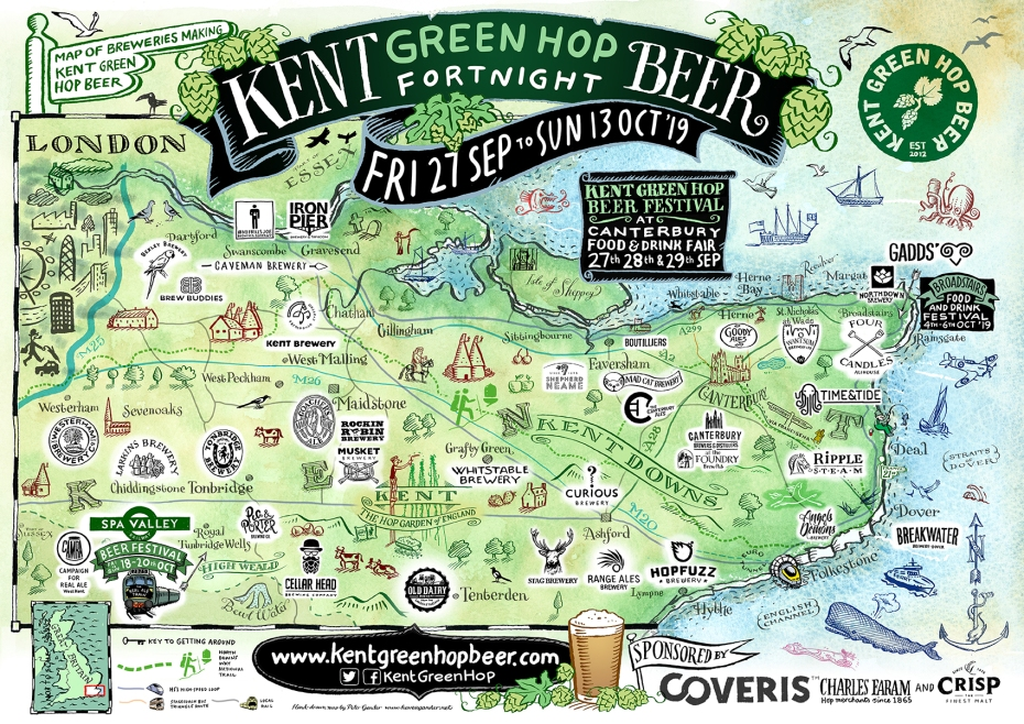 kent_green_hop_2019_map